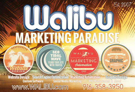 Walibu Folsom Web Marketing and Design
